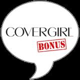 COVERGIRL Bonus Badge