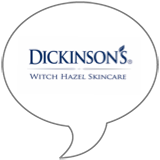 Dickinson's Badge