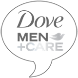 Dove Men+Care Invisible Dry Spray Badge