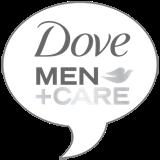 Dove Men+Care Invisible Dry Spray Badge