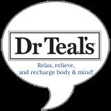 Dr Teal's Badge