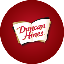 Duncan Hines Perfect Size For 1 Chocolate Lovers Badge