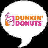 Dunkin' Donuts Salted Caramel Challenge Badge