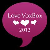 Love VoxBox '12