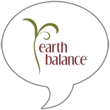 Earth Balance Badge