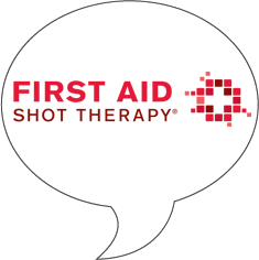 First Aid Shot Therapy