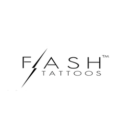 Flash Tattoos Badge