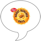 Honey Bunches of Oats Badge