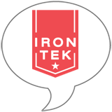 Iron Tek Badge
