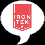 Iron Tek Badge