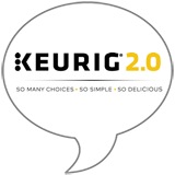 Keurig® My K-Cup® Badge