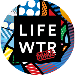 LIFEWTR BONUS Badge