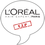 L'Oréal Ever VIP Badge