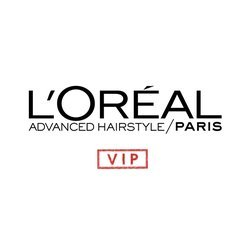 L'Oréal #AirDryIt VIP Badge