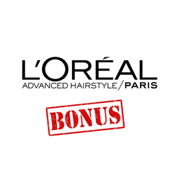L'Oréal Paris Air Dry It Bonus Badge