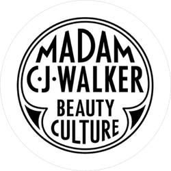 Madam C.J. Walker Brassica Seed Oil Badge