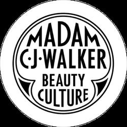 Madam C.J. Walker Brassica Seed Oil Badge