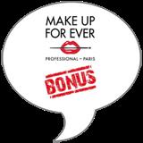 Make Up For Ever: Artist Rouge Bonus Badge