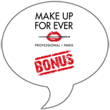 Make Up For Ever UHD: Bonus Badge