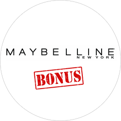 Maybelline 24K Nudes BONUS Badge
