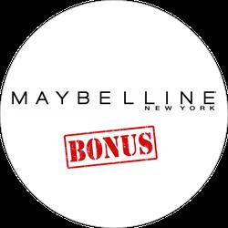 Maybelline Great Lash Royal Blue Bonus Badge