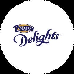 PEEPS® Delights™ Badge