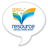resource® Natural Spring Water