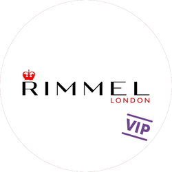 Rimmel London VIP Badge