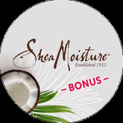 SheaMoisture 100% Virgin Coconut BONUS Badge