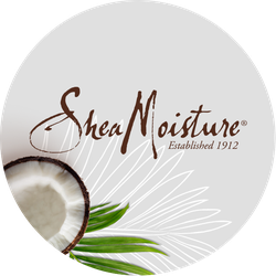 SheaMoisture 100% Virgin Coconut Badge