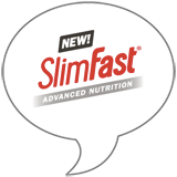 SlimFast Badge