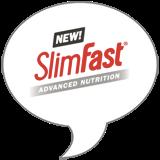 SlimFast Badge