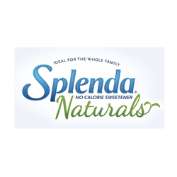 SPLENDA® Naturals Stevia Sweetener Badge