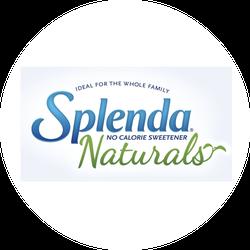 SPLENDA® Naturals Stevia Sweetener Badge
