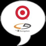 C9 at Target Badge