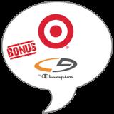 C9 at Target Bonus Badge