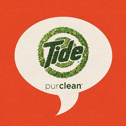 Tide® Purclean™ Badge