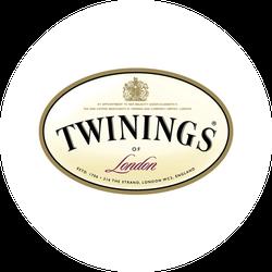 Twinings® Lemon Ginger Badge