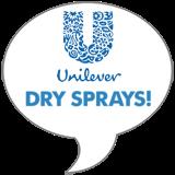 Unilever Dry Spray