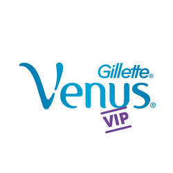 Gillette Venus Swirl VIP Badge
