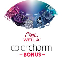 Wella colorcharm PAINTS Bonus Badge