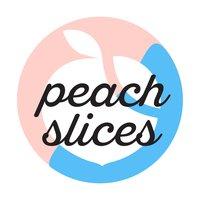 Peach Slices Logo