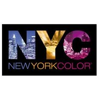 NYC New York Color Logo