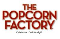 The Popcorn Factory Logo