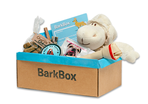 Fetch a free BarkBox with any 6 or 12 month plan