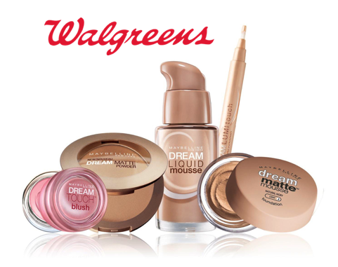 Buy 1 get 1 50% off Maybelline Cosmetics + Spend $15 and Get 3, 000 Points