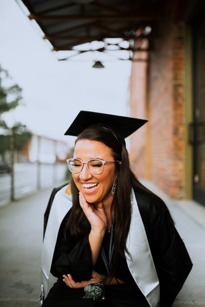 #GraduationLook