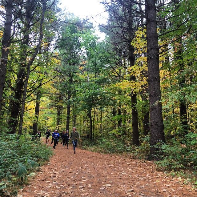 What To Bring: Fall Hike