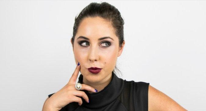 15-Minute Halloween Eye Makeup: '20s Flapper