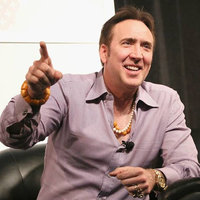 A Brief Nicolas Cage Update